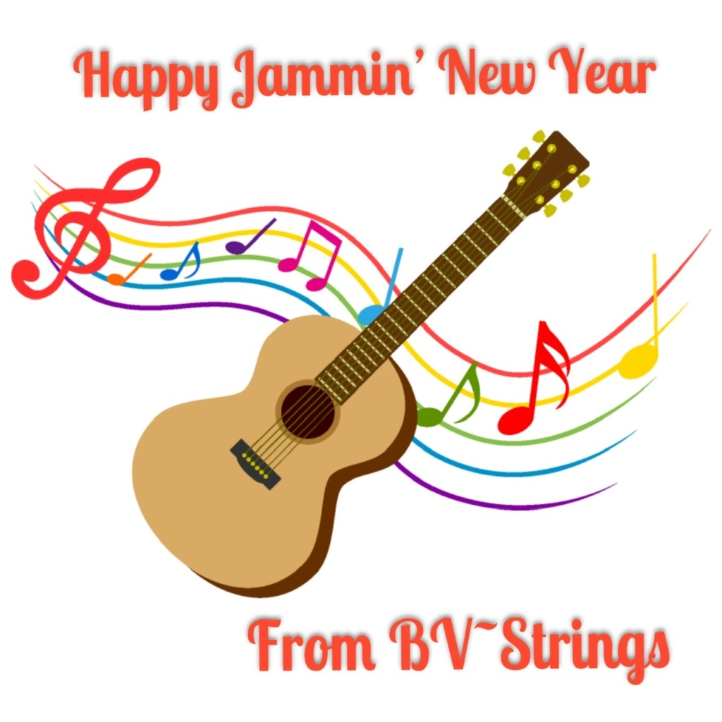 Happy Jammin' New Year